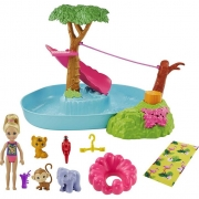 Boneca Barbie Chelsea Aventura No Rio GTM85 Mattel