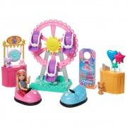 Boneca Barbie Chelsea Parque De Diversão GHV82 Mattel