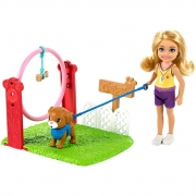 Boneca Barbie Chelsea Profissões GTR88 Mattel