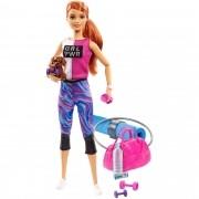 Boneca Barbie Dia De Spa Unitária GKH73 Mattel