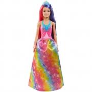 Boneca Barbie Dreamtopia Penteados Fantásticos GTF37 Mattel