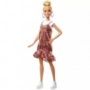 Boneca Barbie Fashionistas Unitária FBR37 Mattel