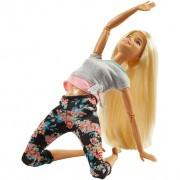 Boneca Barbie Feita Para Mexer FTG80 Unidade Mattel