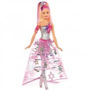 Boneca Barbie Galáctico Aventura Nas Estrelas DLT25 Mattel