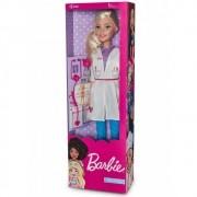 Boneca Barbie Médica 70 Centímetros 1276 Fun