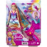 Boneca Barbie Princesa Tranças Magicas GTG00 Mattel