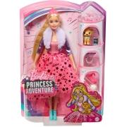 Boneca Barbie Princessa Adventure GML76 Mattel