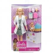 Boneca Barbie Profissões Deluxe GYJ98 Mattel