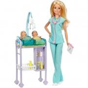 Boneca Barbie Profissões DHB63 Mattel