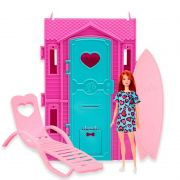 Boneca Barbie Surf Studio 85825 Fun