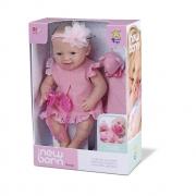 Boneca Diver New Born Dengo Olho Móvel 8076 Diver Toys