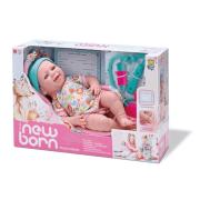 Boneca Diver New Born Maternidade 8081 Diver Toys