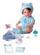 Boneca Diver New Born Premium Menino 8154 Diver Toys
