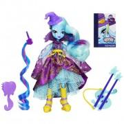 Boneca Equestria Girls Trixie Lulamoon A6684 Hasbro