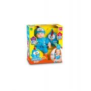 Boneca Galinha Pintadinha Mini Baby 5604 Roma