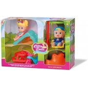 Boneca Little Dolls Super Playground 8126 Diver Toys