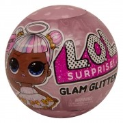 Boneca Lol Surprise Glam Glitter 8909 Candide