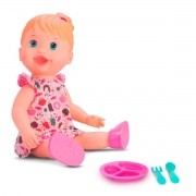 Boneca My Little Collection Lanchinho 646 Divertoys