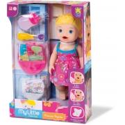 Boneca My Little Collection Primeira Papinha 8106 Diver Toys