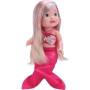 Boneca My Little Collection Sereia 8040 Diver Toys