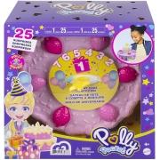 Boneca Polly Pocket Bolo De Aniversario GYW06 Mattel