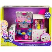Boneca Polly Pocket Jato Fabuloso GKL62 Mattel