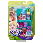 Boneca Polly Pollyville Lojas GGC29 Mattel