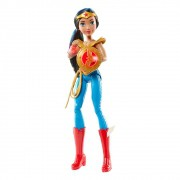 Boneca Super Hero Girls Mulher Maravilha DTR14 Mattel
