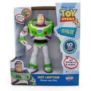 Boneco Articulado Buzz Lightyear Com Som Toy Story Toyng