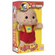 Boneco Cascao Iti Malia 1023 Baby Brink