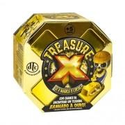 Boneco Com Bloco De Escavar Treasure X Surpresa 5064 Dtc