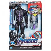 Boneco Eletronico Pantera Negra Titan Hero E3306 Hasbro