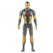 Boneco Homem De Ferro Traje Dourado 30cm E7878 Hasbro