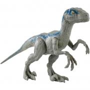 Boneco Jurassic World Blue Velocirapt Fny41 Mattel