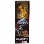 Boneco Jurassic World Parassaurolofo Gwt55 Mattel