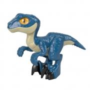 Boneco Jurassic World Raptor Xl Gwp07 Mattel