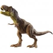 Boneco Jurassic World T-Rex 30cm Hbk21 Mattel