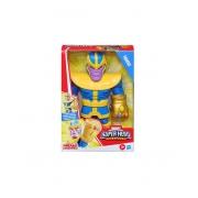 Boneco Mega Mighties Thanos 26cm  F0022 Hasbro