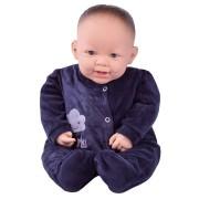 Boneco Ninos Menino  Reborn Sons De Bebê 2219 Cotiplás