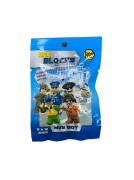 Bonecos Bee Blocks Mini Boy Sortido 2578 Beeme