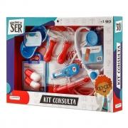 Brincando De Ser Kit Consulta BR959 Multilaser