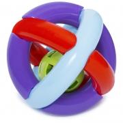 Brinquedo Para Bebe Bola Maluquinha 269 Merco Toys