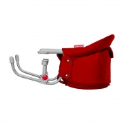 Cadeira De Alimentação De Encaixe Easy Firm Vermelho Weego