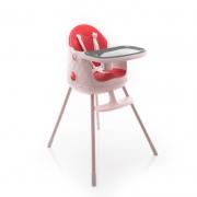 Cadeira De Alimentação Jelly Vermelha IMP91527 Safety