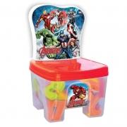Cadeira Educa Kids Avengers Com Numeros 2386 Lider
