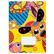 Caderno Brochura Caligrafia 48 Folhas Tamoio