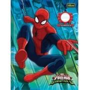 Caderno Brochura Caligrafia Spider-Man 40 Folhas Tilibra
