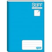 Caderno Brochura Caligrafia Stiff Azul 96 Folhas Jandaia