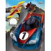 Caderno Brochura Caligrafia X-Racing 40 Folhas Tilibra