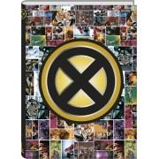 Caderno Brochura Capa Dura X-Men 96 Folhas Jandaia